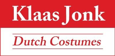 Klaas Jonk Dutch Costumes